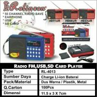 Speaker Radio Mp3 Rolinson RL 4013 ada tombol repeat