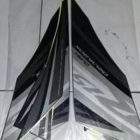 striping yamaha R15 2014 hitam