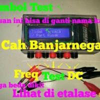 harga Smart Tester / Esr Meter / Komponen Tester Siap Pakai Tokopedia.com