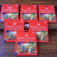 Pensil Warna Faber Castell 24 Warna Classic Colour Pencils