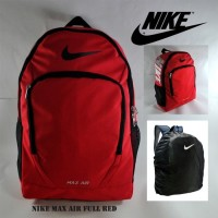 TAS RANSEL NIKE MAX AIR COURT TECH FULL RED
