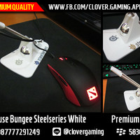 Mouse Bungee Steelseries White || Razer Logitech Gaming