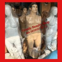 Patung Display Manekin Pria Dewasa Full Body