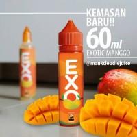 liquid Exo Mango Exotic Mangga
