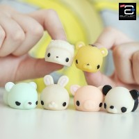 Squishy Moni Moni Animals Case Squishy Casing Mini