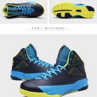 SEPATU BASKET KERZER 2017 New Indoor Sport Shoes For Man Blue/