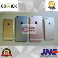 iPhone 6S 128gb space grey mulus fullset ori, icloud fingerprint