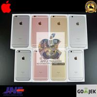 IPHONE 6S PLUS 16GB GOLD MULUS 99% LIKE NEW FUNGSI NORMAL MURAH