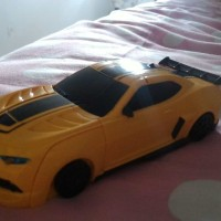 Jual Mobil RC Transformers Wall Climber Bumble Bee Murah