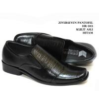 Sepatu Ziverseven Pantofel 043 Leather