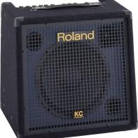 Ampli Roland KC350 / KC 350 Keyboard Amplifier 4 Channel 120 Watt