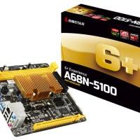 Biostar A68N-5100 (Built-up CPU AMD APU A4-5100 Quad Core)