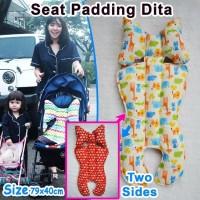 Alas Stroller Dita / Seat Padding Dita