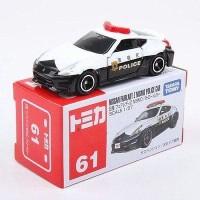 Nissan fairlady Z Nismo Police Car no 61 Tomica Reguler