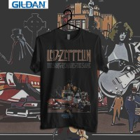 Gildan Custom Tshirt Led Zeppelin The Song Remains The Same