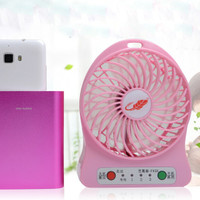 MINI FAN / KIPAS ANGIN Charger F95B Recharger Baterai 18650 Li-ion