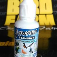 JAWARA Stamina + untuk semua jenis burung Lovebird, Kenari, dll(LOMBA)