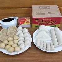Jual Promo disc.15 rb Pempek Yummy Palembang Paket Sedang Murah