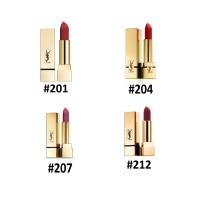 Yves Saint Laurent Rouge Pur Couture Lipstick Matte Series 1 3.8gr