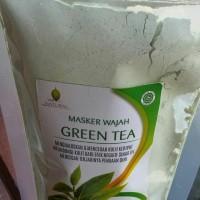 Masker Wajah Green Tea Organik 250gr