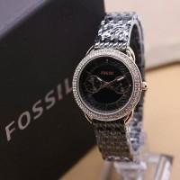 Jam tangan wanita cewek fossil kw murah