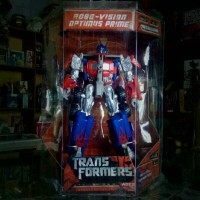 Jual Trnsformers Optimus Prime Limited Edition Murah