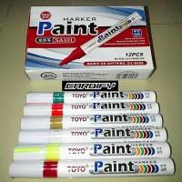 Jual Spidol Toyo / Paint Marker / Spidol ban motor/mobil Murah