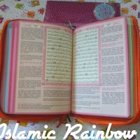 Jual Al Quran / Alquran  Rainbow Murah
