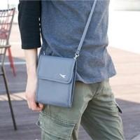 Jual Organizer Travel Equipment     tas KOREA MINI TRAVEL bag SELEMPANG Murah