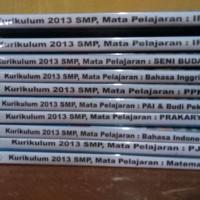 CD RPP SMP Edisi Revisi Kurikulum 2013 Kelas VIII Bahasa Inggris