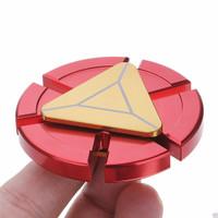 Jual NEW ARRIVAL Fidget Spinner Iron Man Premium Quality  -JJD017 Murah