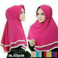 Jilbab Instan Ziya / Khimar / Hijab / Kerudung langsungan