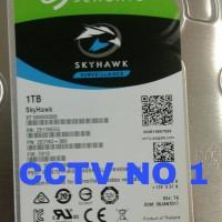 Hard Disk 1TB 1.000GB segate Surveillince SKY HALK KHUSUS CCTV 24JAM