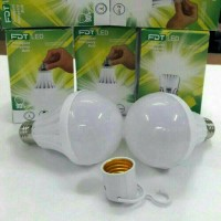 Bohlam Sentuh FDT 21watt / Lampu Bohlam Emergency LED 21w HANDSENSOR