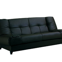 The Olive House - Sofa Bed Kuyuku Black