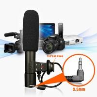 Sidande Shotgun Microphone - MIC-01