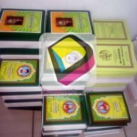 Surat Yasin Dan Tahlil Lengkap Softcover Pasang Foto Almarhum termurah