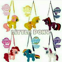 Tas Anak Cewek Boneka My Little Kuda Pony Poni Small Doll Kid Girl Bag