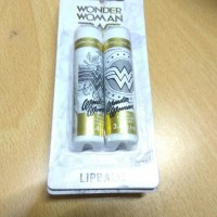 Lipbalm Wonder Woman Vanilla Flavour 3.4g - 2 pack