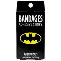 Bandages Batman 20 Sterile Strips