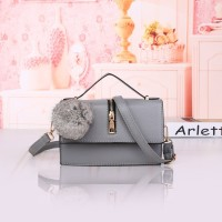 Tas Grey Bagcharm Import Selempang Shoulder Bag Tote Wanita Murah