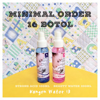Harga beauty water strong acid by kangen | antitipu.com