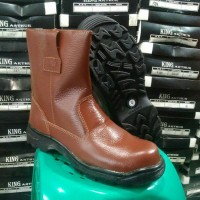 harga Sepatu Boot King Arthur Tokopedia.com