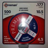 Mimis PREMIER ULTRA MAGNUM Pellet 4.5mm, Crosman USA