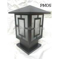 Lampu pilar pagar PM05