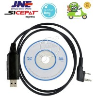 Baofeng HT USB Programming Cable / Kabel Data + CD Driver