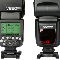 Flash GODOX V860 II S for for Sony Alpha mirrorless Pus Triger