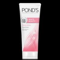 Ponds Facial Foam White Beauty Pinkish White 50g