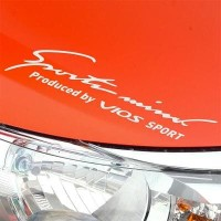 SPORT MIND VIOS STICKER KAP MOBIL ALL MOBIL