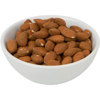 Jual Food Organic Natural Roasted Almond (Panggang) 250 Gr Murah